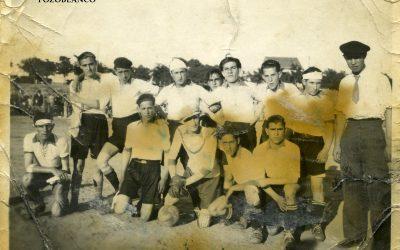 Deportivo F.C. Pozoblanco. Los inicios del fútbol en Pozoblanco