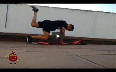 Antonio López – Rutina de entrenamiento #2